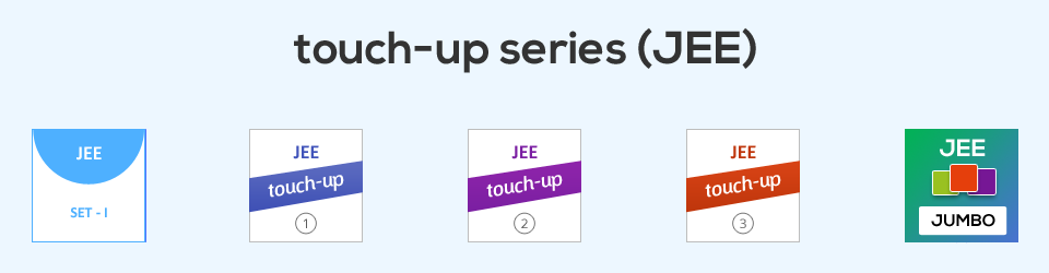 Touch-up series JEE 2018