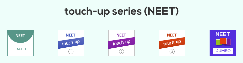 Touch-up series NEET 2018