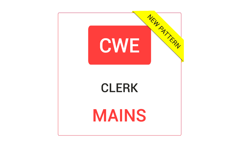 IBPS CWE Clerical (VII) Mains - mock exams