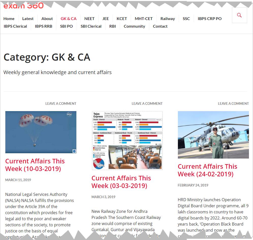 GK & CA